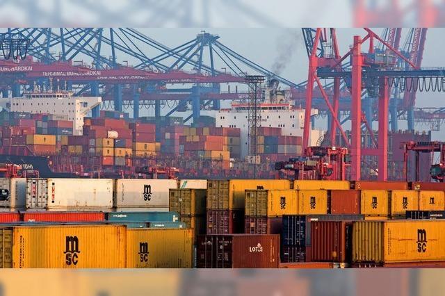 Export bleibt treibende Kraft