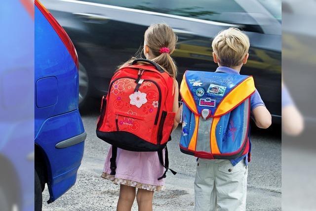 Für einen sicheren Schulweg