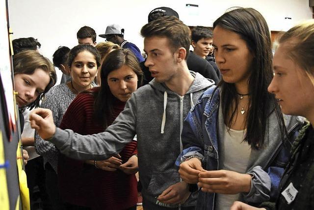 Jugendliche wollen gehört werden