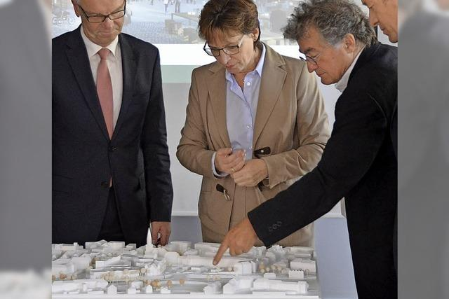 Rée-Carré-Architekt irritiert Räte