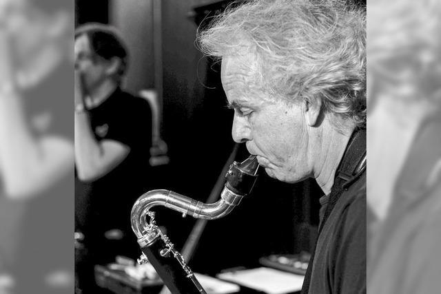 Warum der Saxophonist Michael Riessler einen Stummfilm vertonte