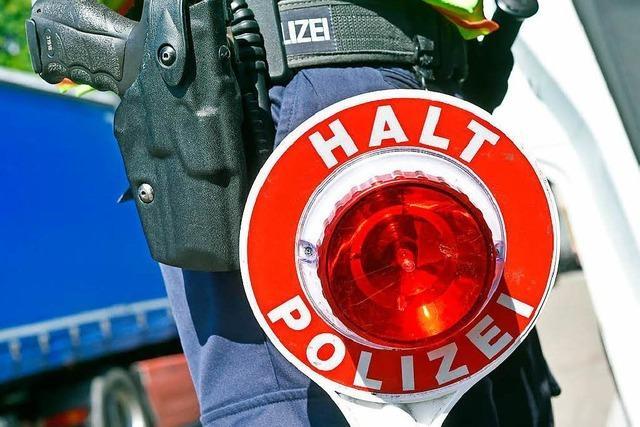 Geschädigter verfolgt Verursacher nach Unfall in Lörrach