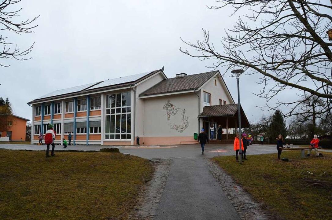 Die Grundschule Wutach  | Foto: Stefan Hupka