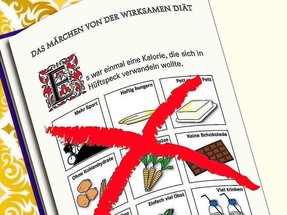 Ein Buch mit vielen Seiten: Die Mythen und Märchen der Ernährung  | Foto: Rita Reiser