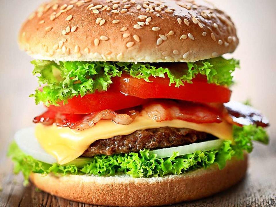 Sind Burger bei Diäten erlaubt?  | Foto: BeTa-Artworks - Fotolia
