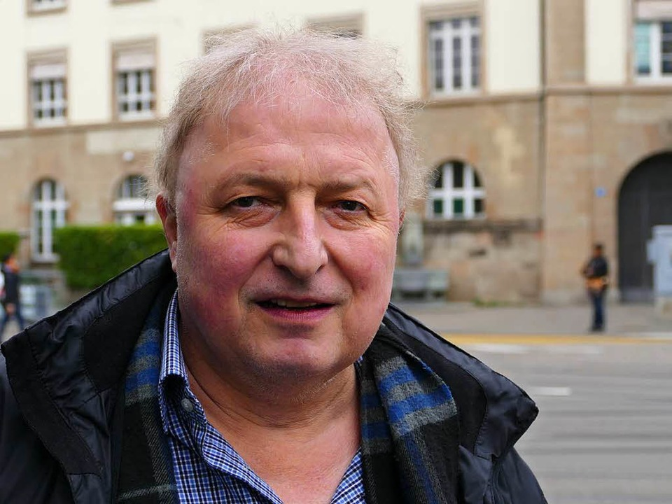Peter Meier  | Foto: Ulrich Senf