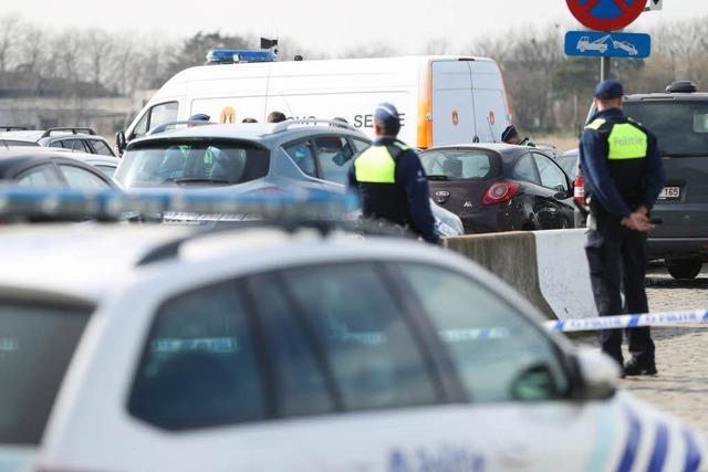 Polizei verhindert mutmaßlichen Anschlag in Antwerpen