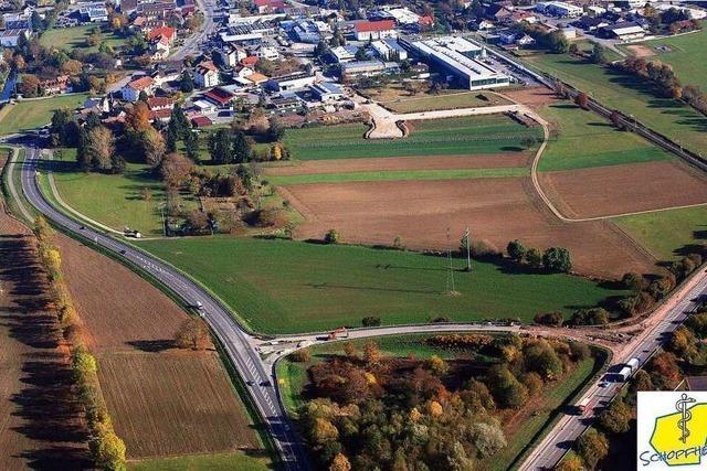 Schopfheim liegt in der Wertung fürs Zentralklinikum hinter Lörrach