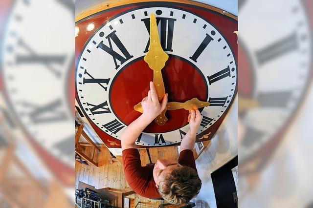Ab Sonntag wird die Uhr auf Sommerzeit umgestellt