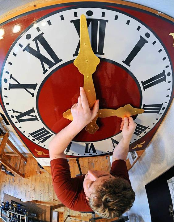 Wann Wird Die Uhr Vorgestellt