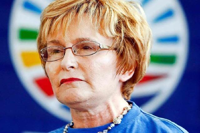 Südafrikanische Politikerin löst Eklat durch einen Tweet aus
