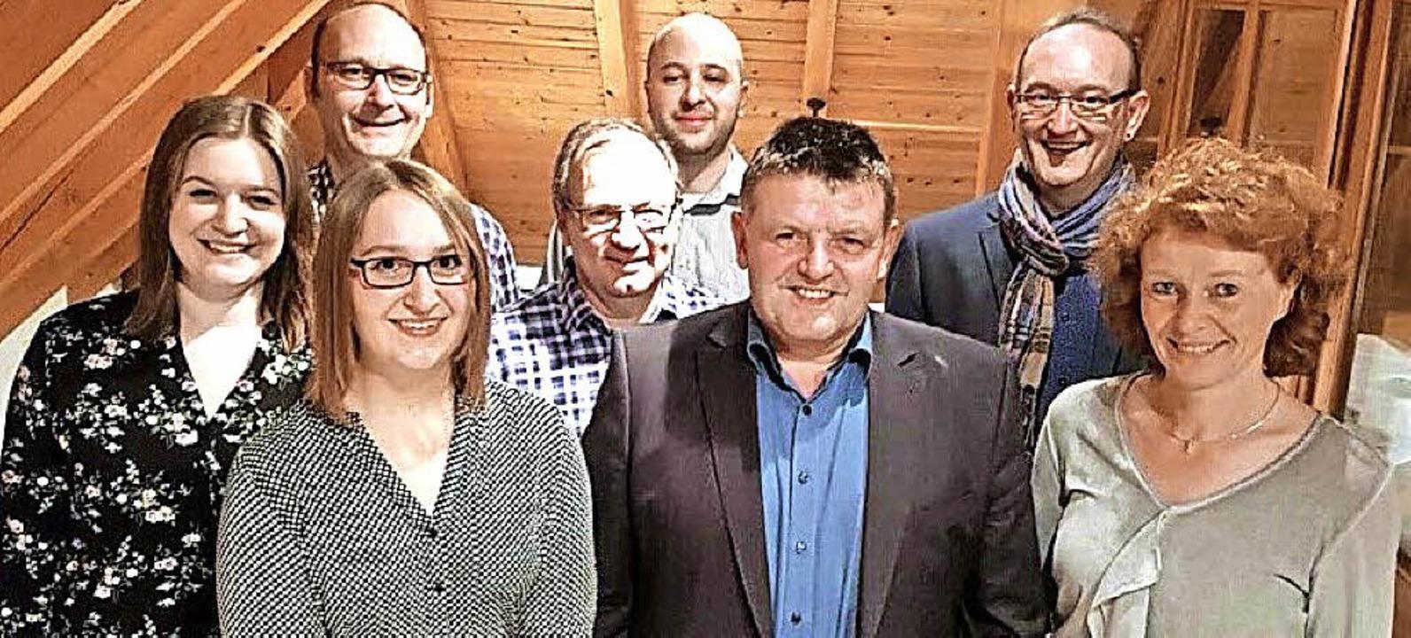 Der neue Vorstand   (von links):  Jasm...lin, Diana Lewetag und  Daniel Kreusch  | Foto: Markus Amann