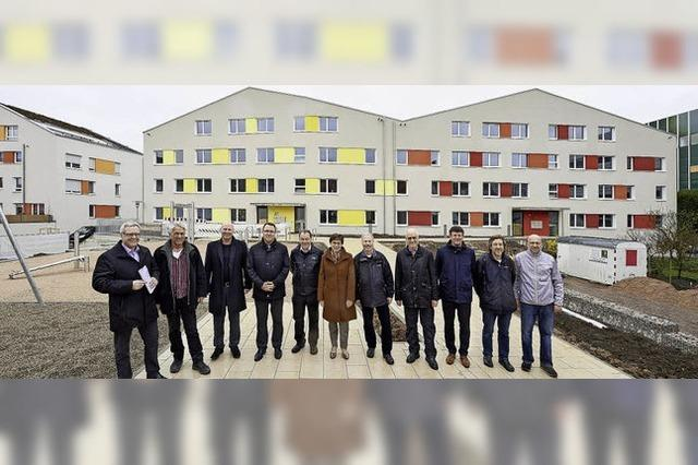 Wohnbau investiert 50 Millionen Euro