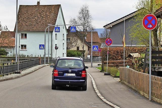 Weiter Kampf um Parkverbot