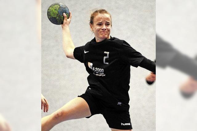 Selina Margull zur HSG Freiburg
