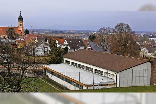 Neubau der Münchgrundhalle auf der Kippe