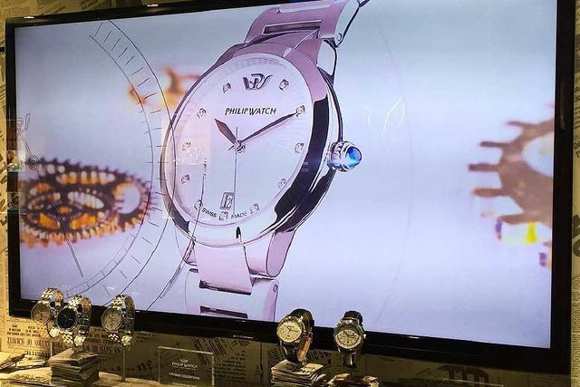 Wie war's bei… der Uhren- und Schmuckmesse Baselworld?