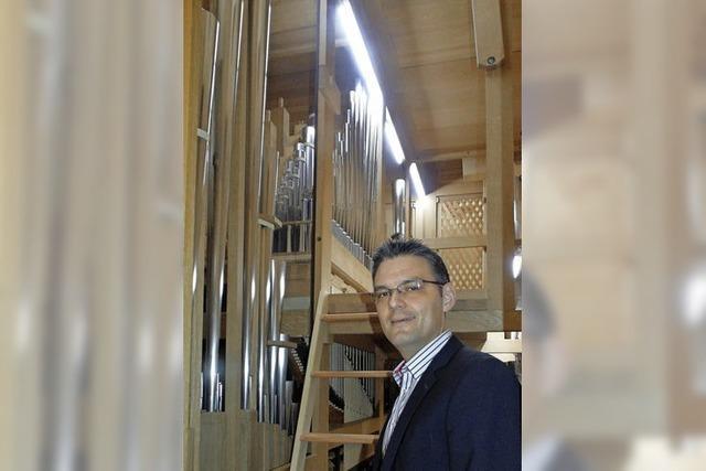Orgel in allen Klangfarben
