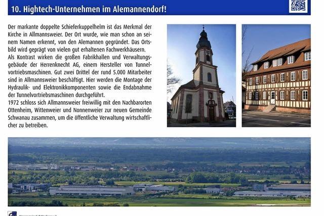 Bürgergemeinschaft Dinglingen plant Panoramaweg auf dem Schutterlindenberg