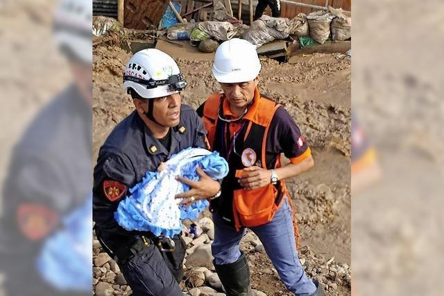 Eine-Welt-Kreis Oberried bittet um Spenden für Opfer