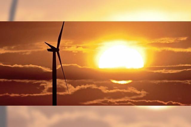 Windkraftgegner prophezeien Flaute