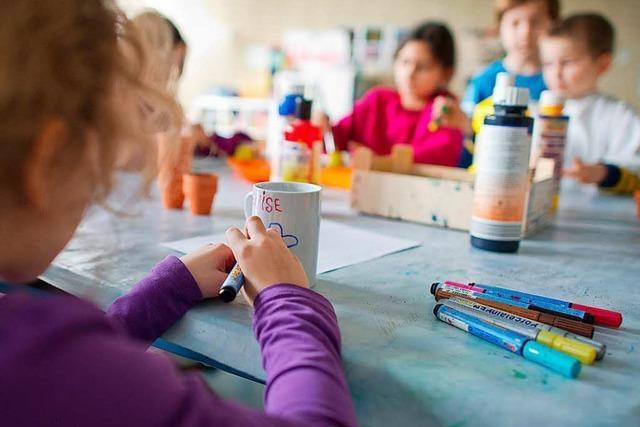 Finanzierungsmodell für Kinderbetreuung ist beschlossen