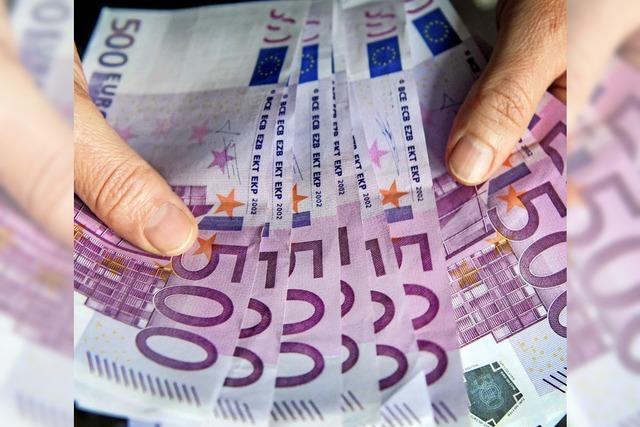 Tausende werden Jahr für Jahr für Geldwäsche missbraucht