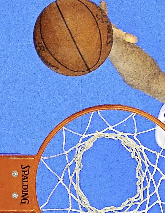 Gibt Schwenningen der bisherigen Regel... zweiten Basketball-Liga einen Korb?    | Foto: dpa