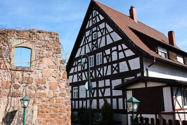 Gundelfingen: Geschichtsverein sorgt sich um Zukunft von Fachwerkhaus