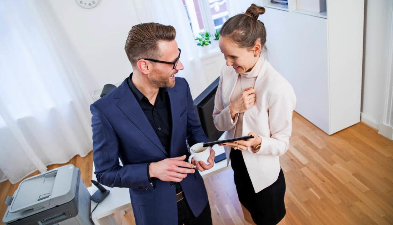 Die Ehe am Arbeitsplatz - Beruf & Karriere - Badische Zeitung