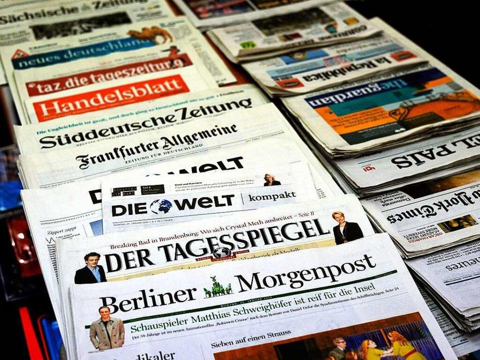 Presserat rügt Veröffentlichung von Opfer-Fotos.  | Foto: dpa