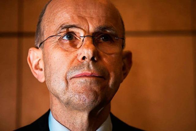 Vater von Copilot Lubitz will Schuld des Sohnes relativieren