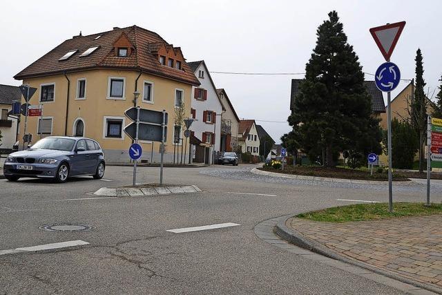 Kein Anschluss an den Kreisverkehr