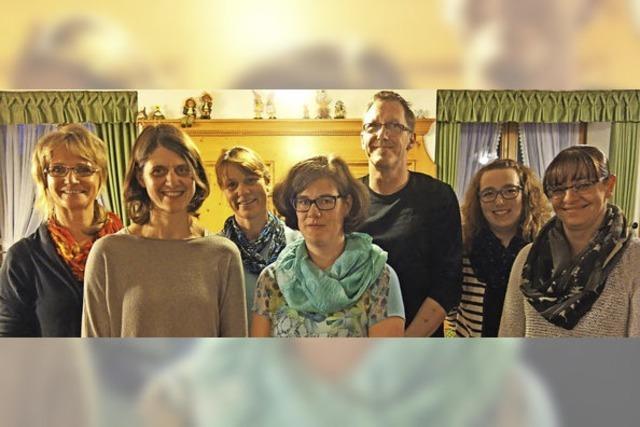 Carola Geng übernimmt den Vorsitz von Monika Orlick
