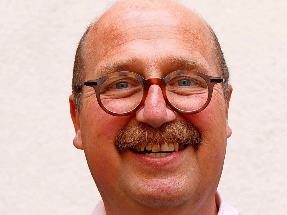 Chef der Emmendinger Lokalredaktion: Gerhard Walser    Foto: Lena Marie Jörger