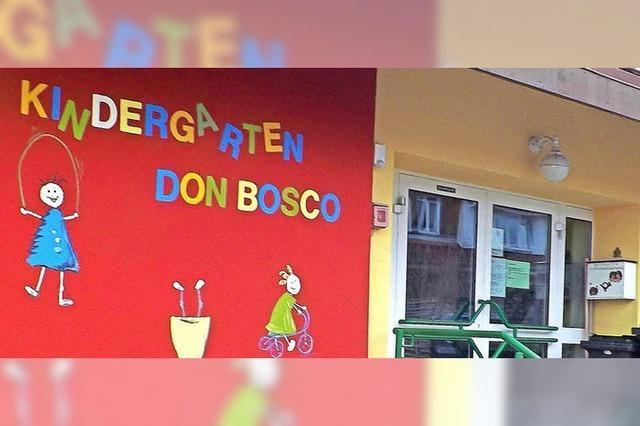 Mehr Geld für Kindergärten