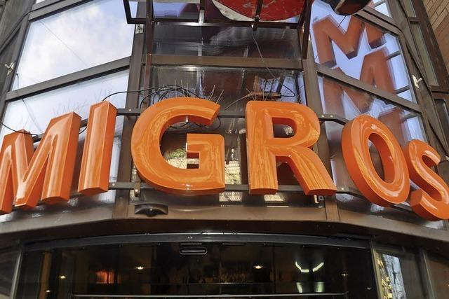 Kaufkraftabfluss setzt Migros Basel weiter zu