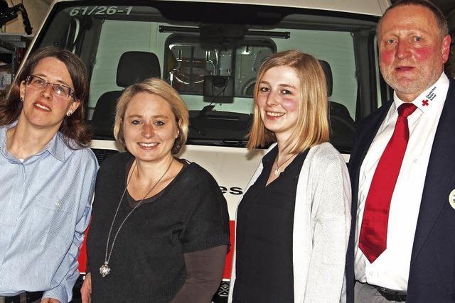 Rotes Kreuz will Ehrenamt stärken