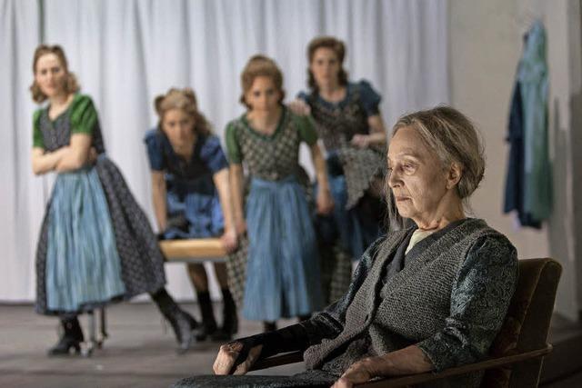 """In Basel inszeniert Brucker Ewald Palmetshofers Stück """"Die Unverheiratete"""""""