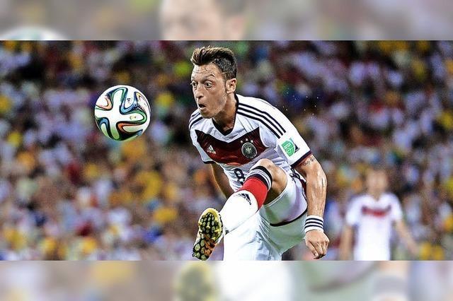 WM-Quali: Özils Rückkehr nach Baku
