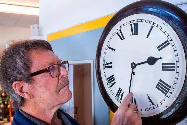 Am Sonntag wird die Uhr umgestellt