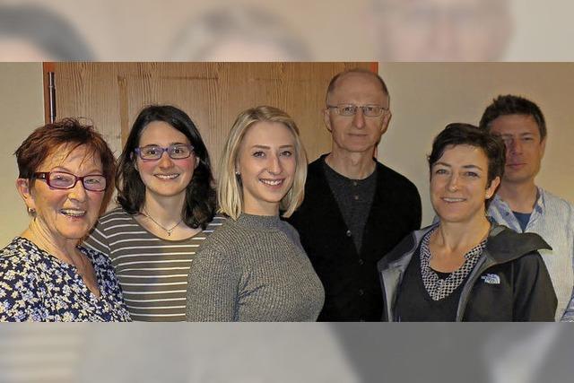 ESV-Turnabteilung hat neue Trainerinnen gewonnen