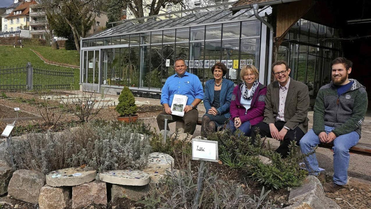 Vorfreude auf ein inklusives Gartenpro...(Gemeindepsychiatrie/Caritasverband).   | Foto: Freudig
