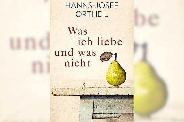 Hanns-Josef Ortheil: Was ich liebe und was nicht