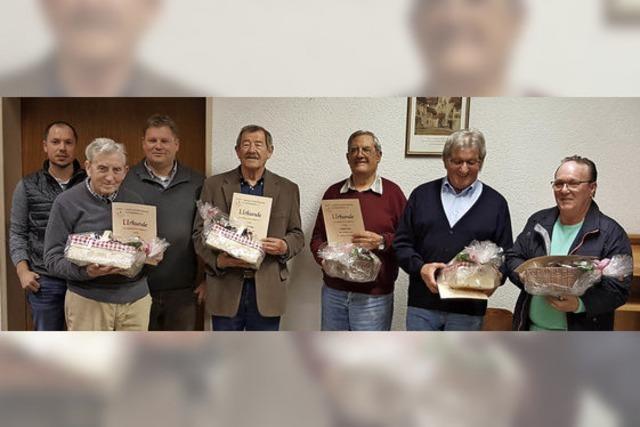 45 Jahre Gewässerhege und -pflege
