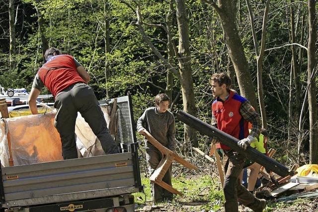 Bergwacht hat Mensch und Umwelt im Blick