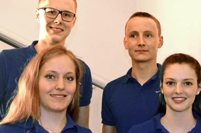 Junge Mitglieder in den Vorstand gewählt
