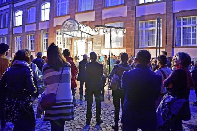Freiburger Theater: Im Echoraum