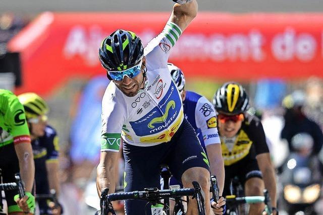 Valverde siegt in Katalonien