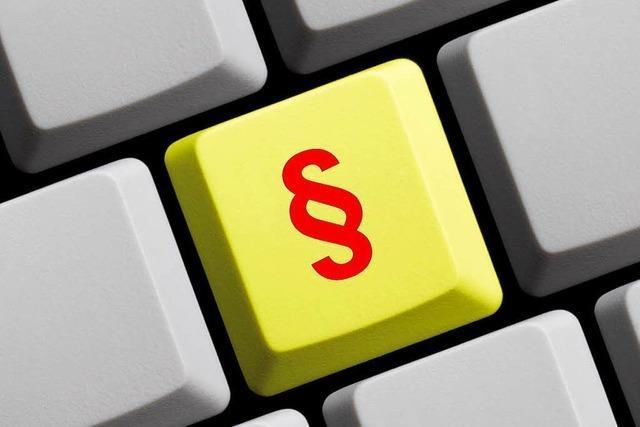 Wenn Internetdienstleister Rechtsbeistand leisten